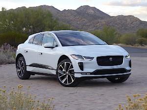 2020 Jaguar I-PACE Road Test and Review