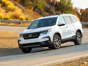 2021 Honda Pilot Road Test and Review
