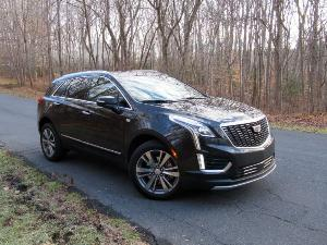 2020 Cadillac XT5 Road Test and Review