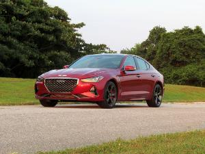 2020 Genesis G70 Road Test and Review