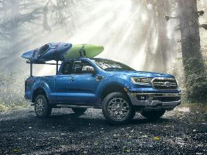 2020 Ford Ranger Road Test and Review