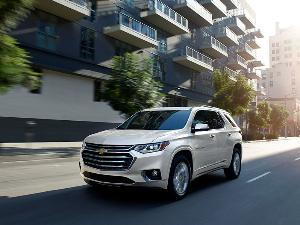 2021 Toyota Highlander vs. 2021 Chevrolet Traverse