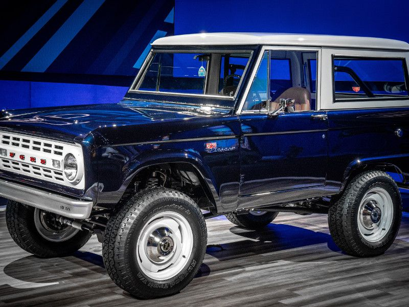 What We Know About the Ford Bronco