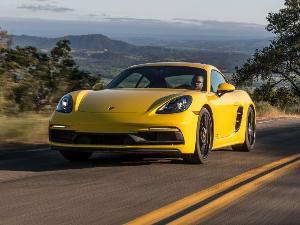 2021 718 Porsche Cayman GTS Test Drive and Review