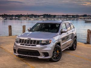 2020 Jeep Grand Cherokee Trackhawk Road Test and Review