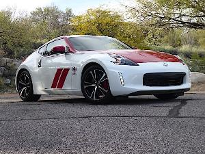 2020 Nissan 370Z Road Test and Review