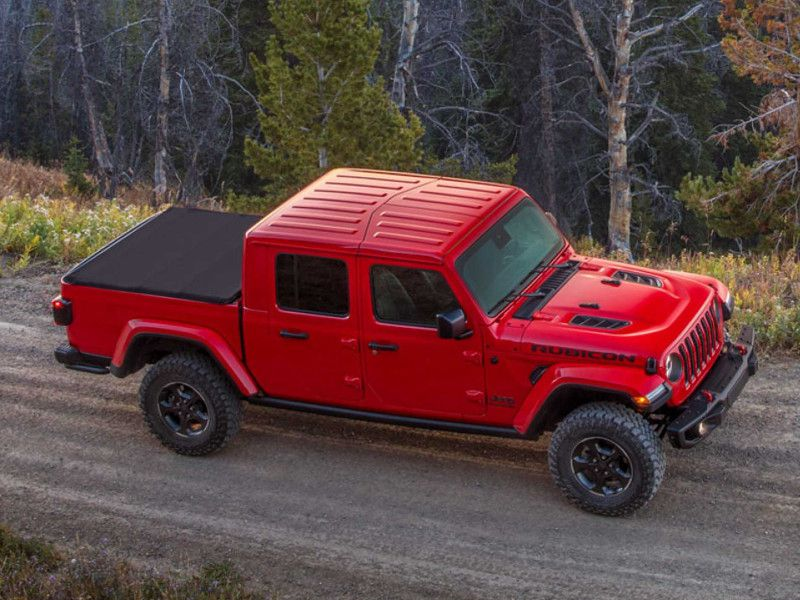 2020 Jeep Gladiator Road Test and Review