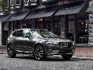 2020 Volvo XC60 in the city