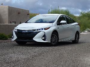 2020 Toyota Prius Prime Road Test and Review