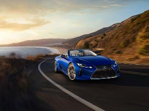 2021 Lexus LC 500 Convertible Road Test and Review