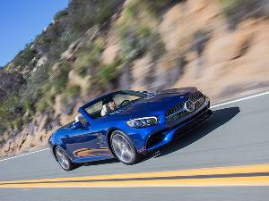 2020 Mercedes-Benz SL 550 Road Test and Review