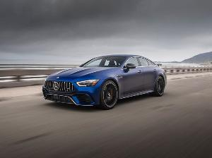 2020 Mercedes-AMG GT 63 S 4-Door Coupe Road Test and Review