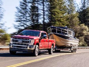2020 Ford F-350 Super Duty vs. 2020 Ram 3500 Heavy Duty