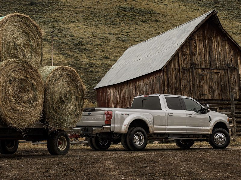 10 Things You Should Know About the 2020 Ford F-350