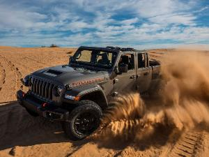 2020 Jeep Gladiator Mojave Road Test and Review