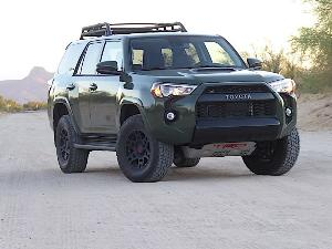 2020 Toyota 4Runner Road Test and Review