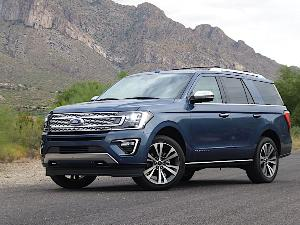 2020 Ford Expedition Road Test and Review