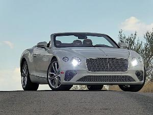 2020 Bentley Continental GT Road Test and Review