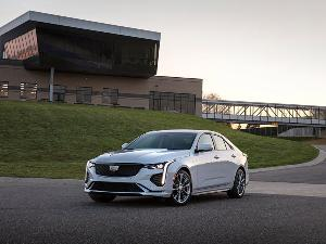 2020 Cadillac CT4 Road Test and Review