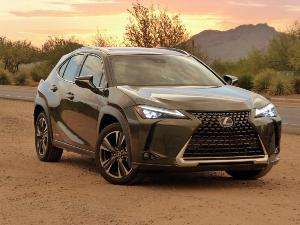 2020 Lexus UX 250h Hybrid Road Test and Review