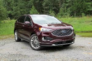 2020 Ford Edge Road Test and Review