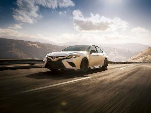 2020 Toyota Camry TRD Road Test and Review