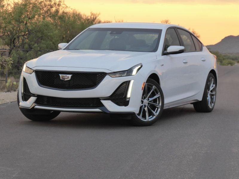 2020 Cadillac CT5-V Road Test and Review | Autobytel.com