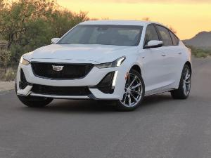 2020 Cadillac CT5-V Road Test and Review