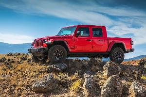 2021 Jeep Gladiator EcoDiesel Road Test and Review