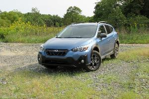 2021 Subaru Crosstrek  Road Test and Review