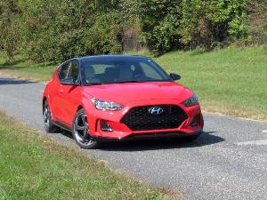 2021 Hyundai Veloster Road Test and Review