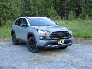 2021 Toyota RAV4 Road Test and Review