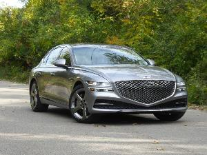 2021 Genesis G80 Road Test and Review