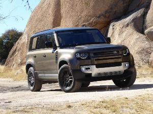 2021 Land Rover Defender Road Test and Review