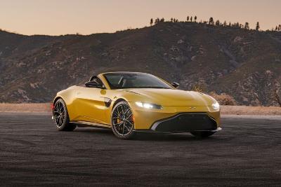 2021 Aston Martin Vantage Roadster Vs 2021 Porsche 911 Turbo Cabriolet Autobytel Com