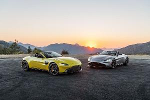 2021 Aston Martin Vantage Roadster  Road Test and Review