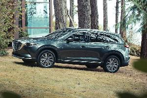 2021 Mazda CX-9 Road Test and Review