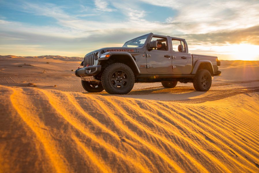 2021 Jeep Gladiator Mojave Road Test and Review