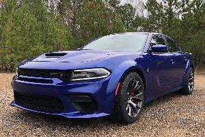 2021 Dodge Charger SRT Hellcat Redeye  Road Test and Review