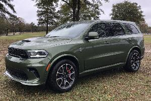 2021 Dodge Durango SRT Hellcat Road Test and Review