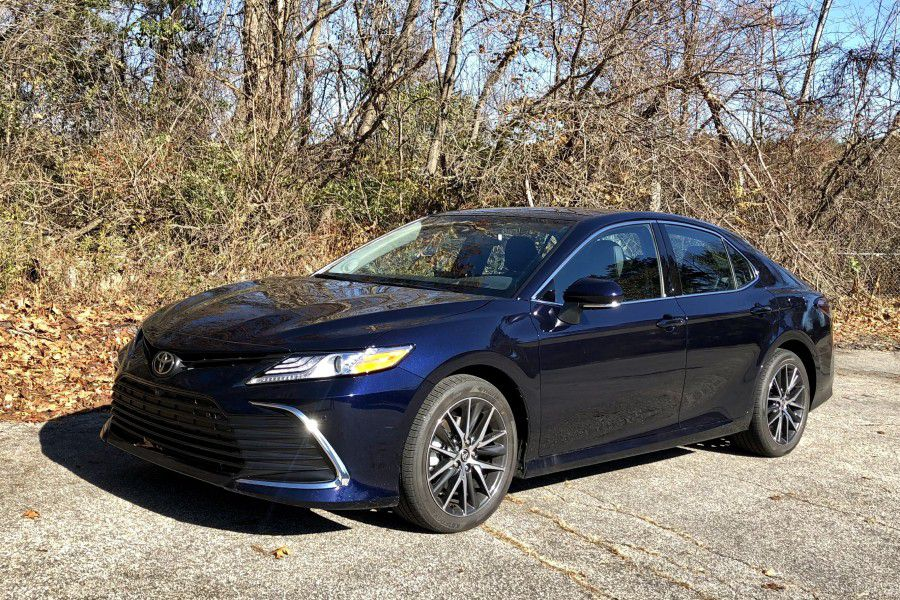 2021 Toyota Camry Front