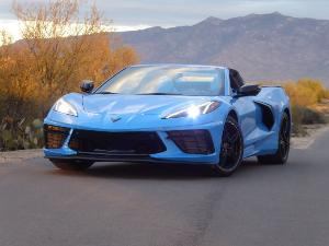 2021 Chevrolet Corvette Road Test and Review