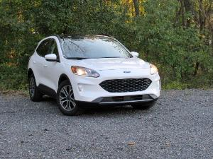 2021 Ford Escape Road Test and Review