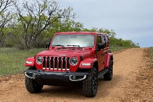 2021 Jeep Wrangler 4xe Plug-In Hybrid Road Test and Review