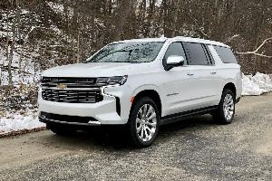 2021 Chevrolet Suburban Diesel Road Test and Review