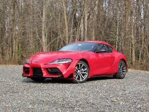 2021 Toyota Supra Road Test and Review