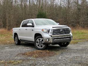 2021 Toyota Tundra Road Test and Review