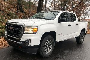 2021 GMC Canyon AT4 Road Test and Review