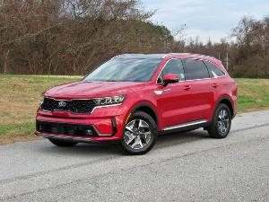2021 Kia Sorento Hybrid Road Test and Review