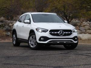 2021 Mercedes-Benz GLA 250 Road Test and Review